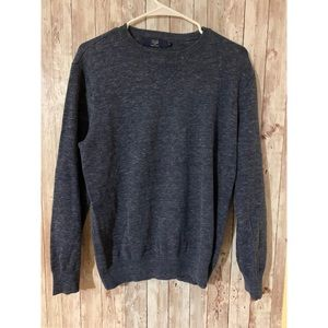 J Crew Dark Blue Sweatshirt